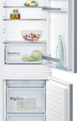 Nofrost - 255l - a++  avec réglage électronique de la  Réfrigérateur/Congél. BOSCH KIN86VS30