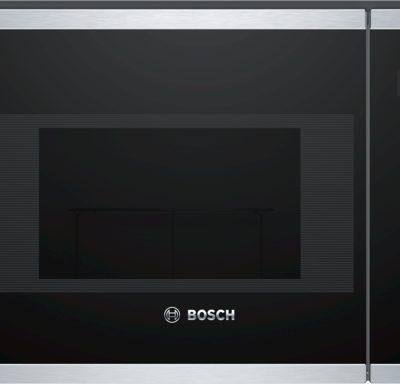 Micro-ondes encastrable pour une niche de 38 cm : décongeler, chauffer et préparer à la perfection vos aliments.