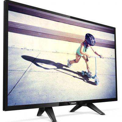 Led 81cm - 200ppi - hdtv - tuner sat - 2hdmi - usb  TV LED PHILIPS 32PFS4132