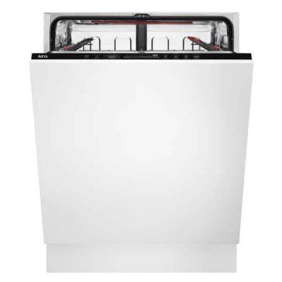 Lave vaisselle Tout integrable AEG FSE63657P