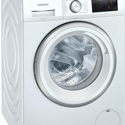 Lave-linge connecté iSensoric avec système intelligent de dosage de lessive liquide i-Dos et écran LED multiTouch.