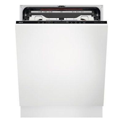 AEG FSK93848P ComfortLift : son mécanisme unique permet de monter le panier inférieur à la hauteur du panier supérieur, facilitant grandement le chargement et le déchargement de votre vaisselle