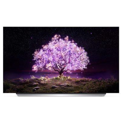 Televiseur ecran 4K LG OLED55C15LA