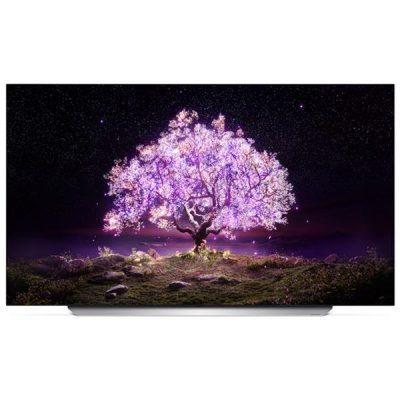 Televiseur ecran 4K LG OLED65C15LA