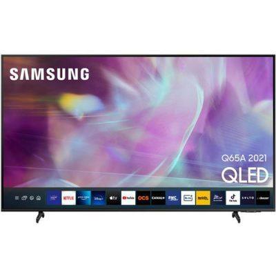 Televiseur ecran 4K SAMSUNG QE55Q65AAUXXC
