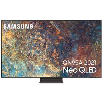 Televiseur ecran 4K SAMSUNG QE55QN95AATXXC